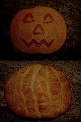 Pane Samhain 2008 (Elanorya) Tags: samhain pane zucca faccia
