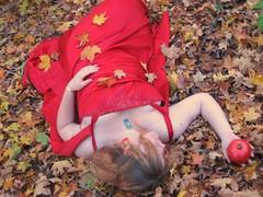 The Goddess Project:  Persephone (sarah_plus_jenn) Tags: red greek goddess pomegranate underworld wicca goddesses persephone hades pagan proserpina wiccan greekmyth
