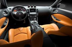 2010 Nissan 370Z.