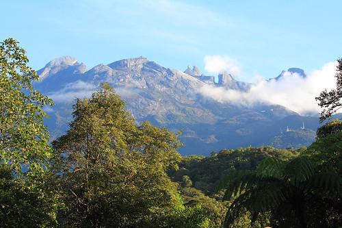 Destinos al aire libre de Sabah