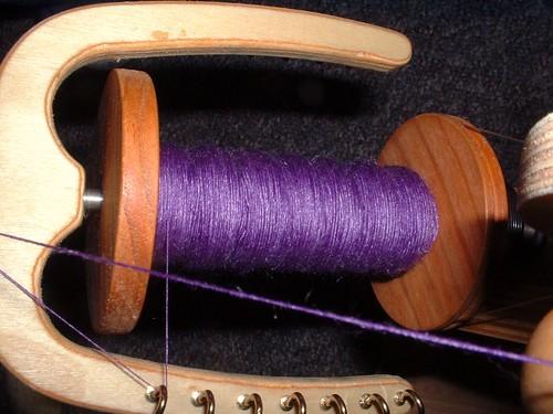 purplemerinotencelspinning