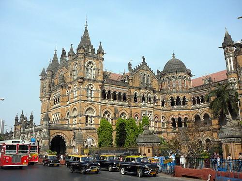 Mumbai CST