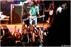 New Found Glory (Li Baroni) Tags: new rio rock brasil de found banda li janeiro circo glory fotografia voador baroni liara