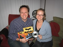 Tim and Eva won for having the least correct predictions. (03/05/2006)