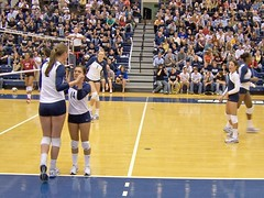 Nittany Lionesses vs Indiana Hoosieresses (25i) (b.chillin) Tags: bigten womensvolleyball collegevolleyball pennstatevolleyball bigtenvolleyball