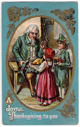 Antique Thanksgiving Cards4
