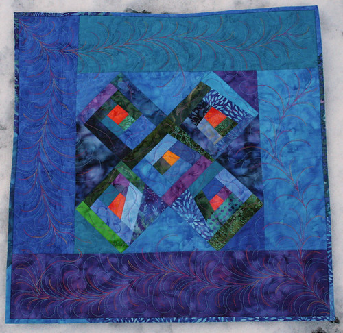 Doll Quilt Swap 5 - front