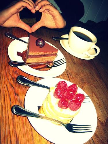 Dessert love. vivi love.