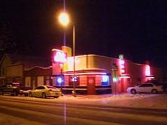 Club Moderne (New Tait) Tags: club neon butte moderne anaconda