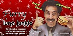 Furry & Luna Junkie Christmas special 2006