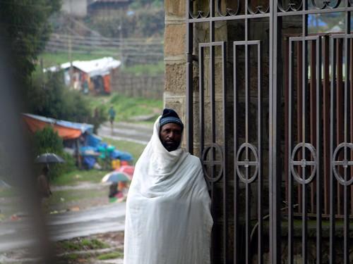 Oración en el Monte Entoto (Etiopía)