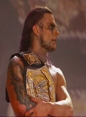 Jeff Hardy Armageddon WWE Champion