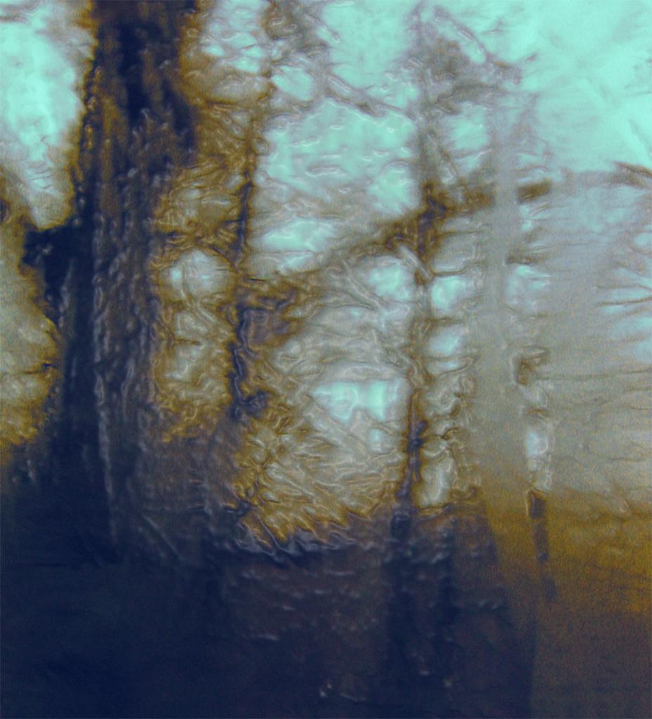 Textura de parabrisas