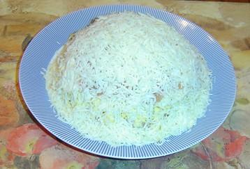 Layered Savory Pie Salad