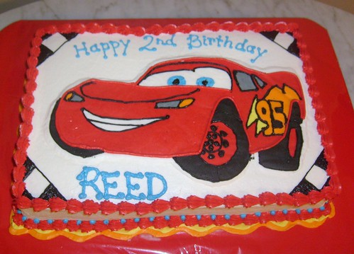 cars movie pictures. Cars Movie Cake