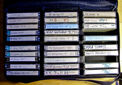 High School and College Tape Mixes