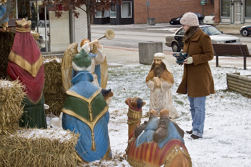 In which I express skepticism at the nativity