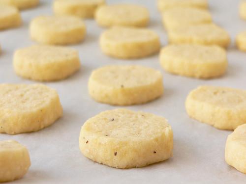 Käse-Kekse