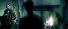 Slughorn en recuerdos del pensieve