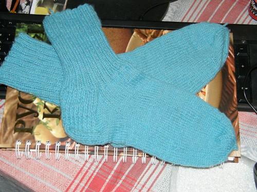 Носочки от бабушки