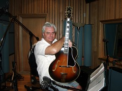 Bob Leary in for guitar overdubs