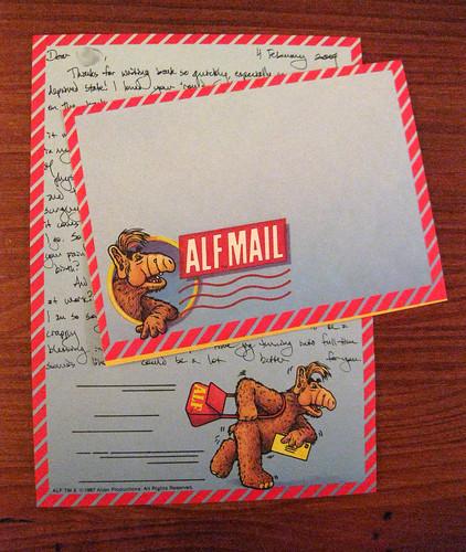 Alf mail