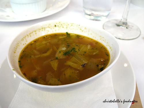 Primo蔬菜湯
