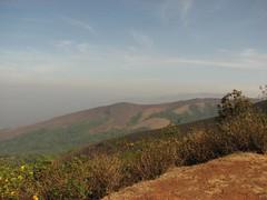 way to the top (Primus D'Mello) Tags: trip mountains canon peak southern bullet odyssey karnataka s3 range primus dense highest dmello chikamagalur mulyana primusdmello mulyanagiri