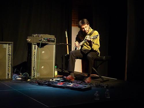 David Baker Playing