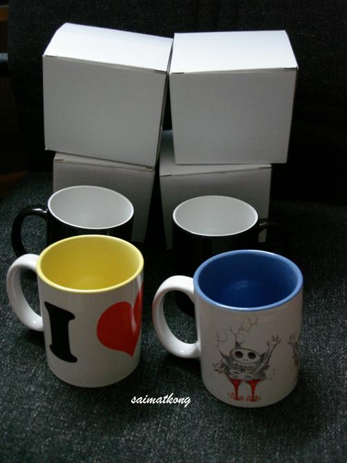 Color / Ceramic Mug