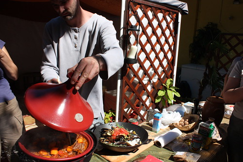 Tajine workshop