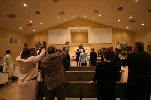 The Sanctuary - An Apostolic Pentecostal Church in Newport, NC.