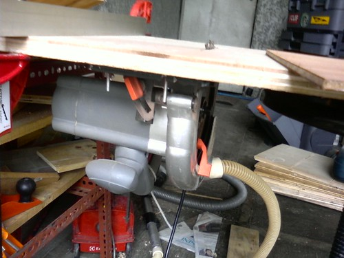 My table saw