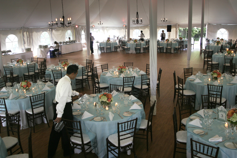 Toronto party rental and tent rentals