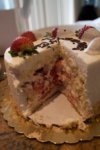3-year Anniversary Cake