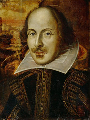 William Shakespeare, playwright