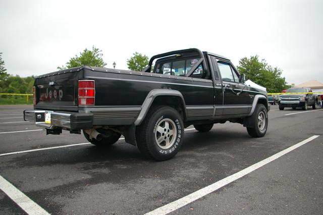 truck jeep pickup amc comanche americanmotors