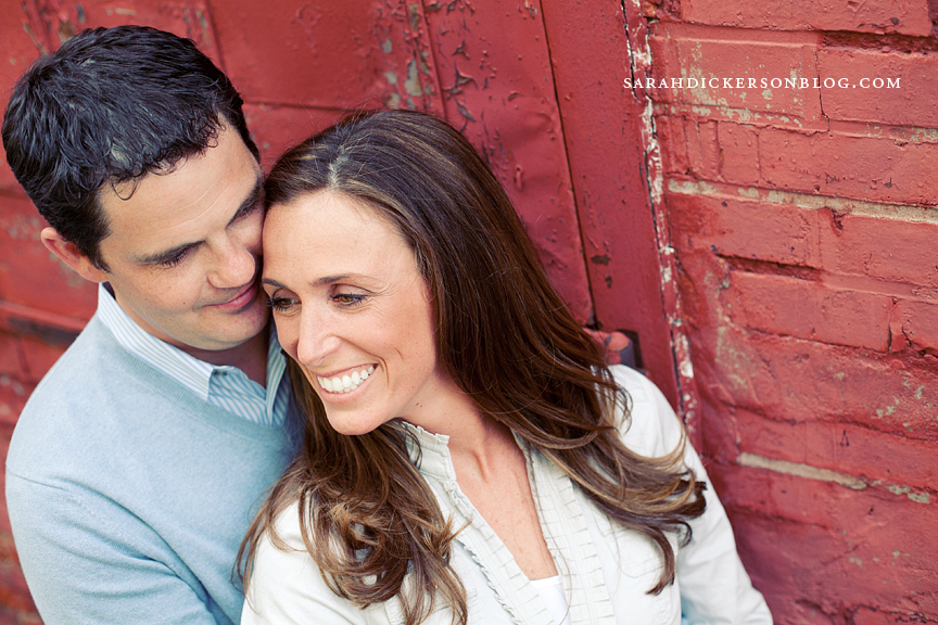 Kansas City Crossroads engagement photographers