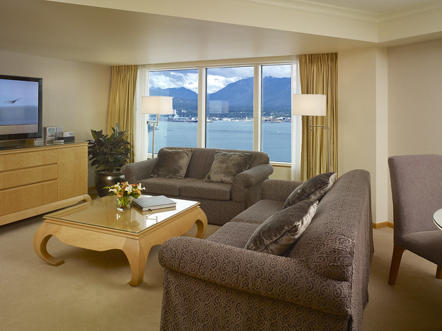 Bayview Suite Living Room