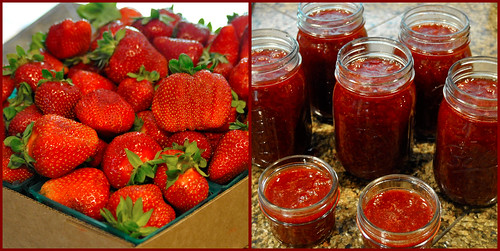 strawberry preserves by neesypea