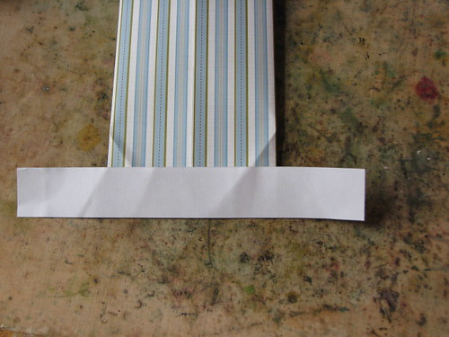 Origami Shirt Card & Tie 006