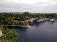 """Lago """"privado"""" en Krakow"""