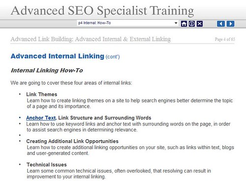 Advanced Internal Linking How To
