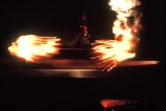 My Hands and My Mind - Self Portrait (Mohav [Trafficante di Sarde]) Tags: lightpainting colour idea slide multipleexposure diapositiva nikonf4 kodakelitechrome nikon50mmf18 traditionalphotography totalphoto esposizionemultipla goldstaraward fdream ofcreativa fotografiatradizionale dipingereconlaluce