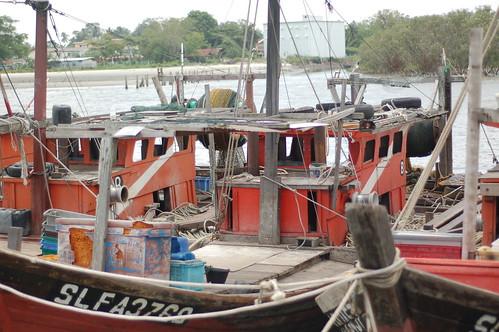 At Tanjung Sepat