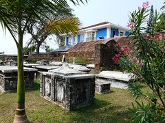 dutch cemetery (Gorgonzola) Tags: kerala day21 kochi southindia