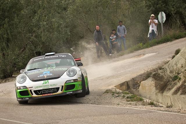 Sergio Vallejo. Porsche 911 GT3