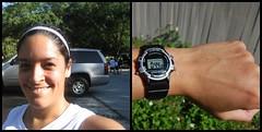 day117: 5K under 45 minutes!