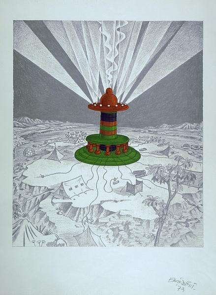 Il pianeta come festival, 1973 c