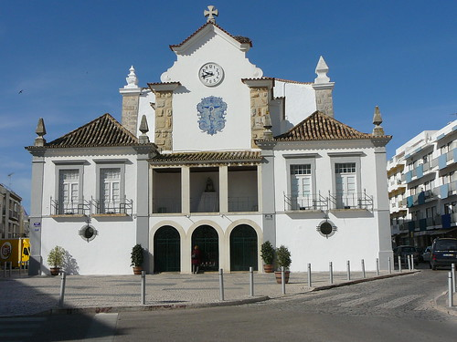 Olhao church